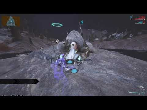 Warframe Solo Tridolon Capture (13:25) with build Volt Madurai / Соло Тридолон Вольт
