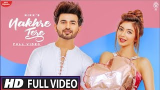 O Pyar Badi Buri Cheez Aa (Full Video Song) Nikk ft. Priyanka | Tik Tok Famous Song | Nakhre Tere