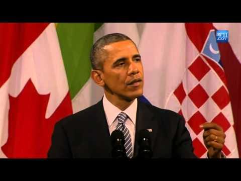 Obama's Full Speech