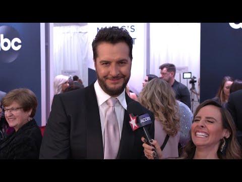 CMAs 2018: Luke Bryan Reacts To Blake Shelton's 'Sexiest Man Alive' Reign Ending | Access