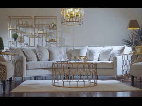 The Diamante Sofa Collection Youtube