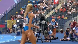Ottavia Cestonaro - Women's Long Jump is so hot