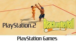 Summer Heat Beach Volleyball (Quick Gameplay) Playstation 2