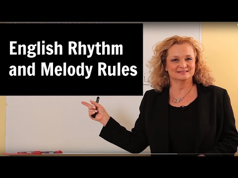Sound Like a Native Speaker, Natural English Rhythm and Melody| Accurate English