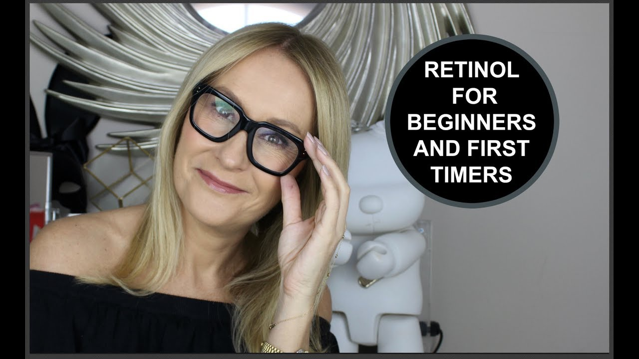 RETINOL FOR BEGINNERS - NADINE BAGGOTT