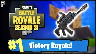 SCOPED ASSAULT RIFLES Are GOOD Now In Fortnite: Battle Royale!