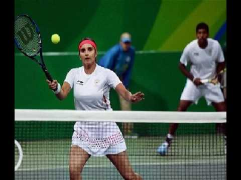 Rio Olympics 2016  Sania Mirza Rohan Bopanna Win Lights Up Disappointing Indian Tennis Campaign