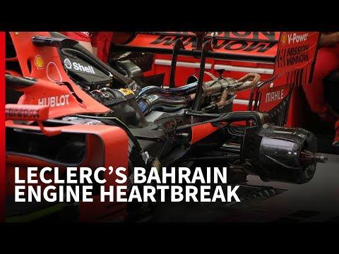 Charles Leclerc's Cruel Bahrain F1 Engine Problem Explained