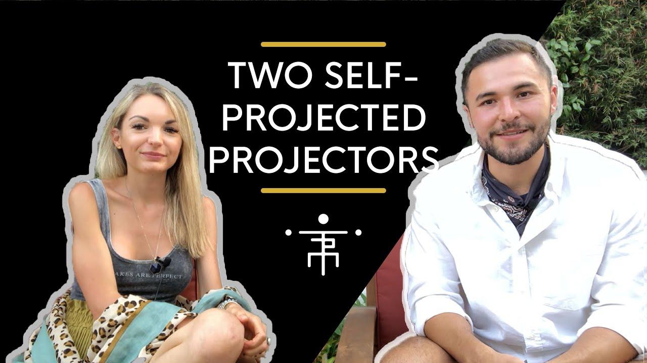 Two Self-Projected Projectors | Human Design Conversation