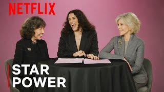 Astrologer Chani Nicholas Reads Jane Fonda and Lily Tomlin's Charts   Star Power   Netflix
