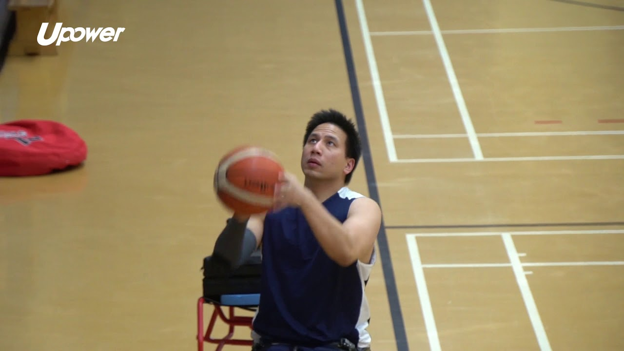20180209 UPOWER 亞殘運輪椅籃球外圍賽三月爆發 港隊總教練植思豪:力爭前四 - YouTube