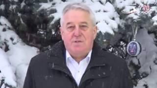 Новогоднее поздравление Виктора Харитонова