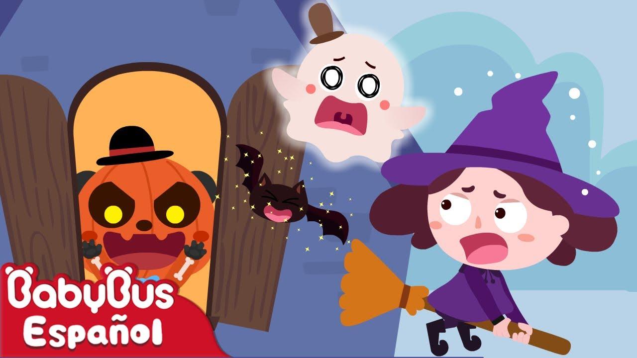 ¡Sal de Aquí! | Canciones de Halloween | Canciones Infantiles | Video Para Niños | BabyBus Español