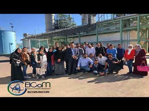 4th ElCoM  Team  Anniversary - Hashemite University