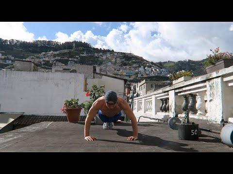 Build A Bigger Chest Anywhere: Advanced Bodyweight Training