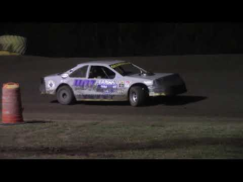 Salina Speedway 9-20-19 Coors Light IMCA Stock Cars *A Feature* and VL with winner and points Champ