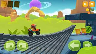 Big Bang Racing Adventure - Android IOS Gameplay HD #2 | Best New Car Games for Kids