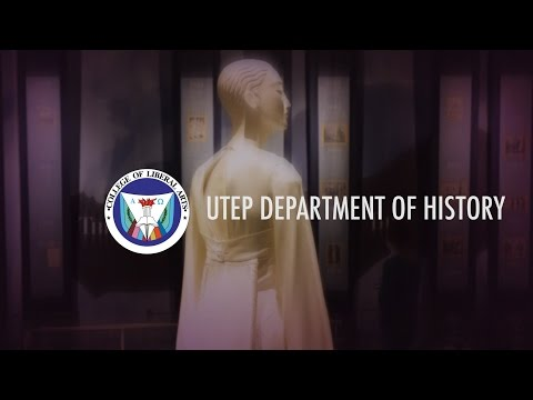The University of Texas at El Paso: Department of History