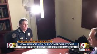 How local police handle use of force