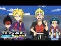 Beyblade Burst Evolution русский | сезон 2 | Эпизод 16 | В поисках Шу! Videos For Kids
