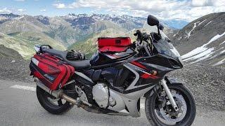 Pyrenees Alps motorcycle trip June 2016