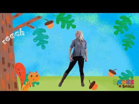 Preschool Learn to Dance: I'm a Little Acorn