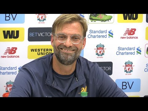 Jurgen Klopp Full Pre-Match Press Conference - Leicester v Liverpool - Carabao Cup