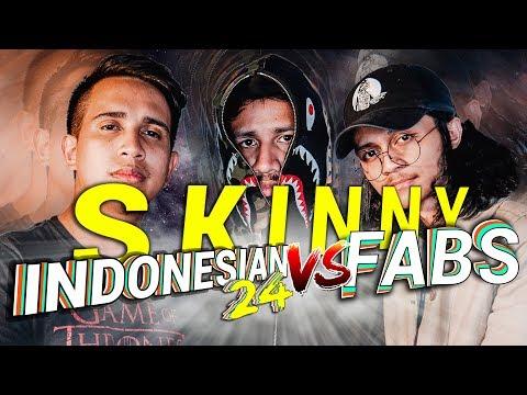 SkinnyIndonesian24 vs SkinnyFabs   Piala Dunia 2018