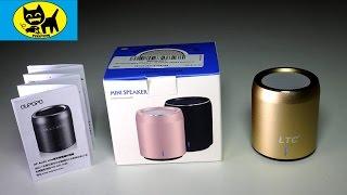 LTC Mini Portable Wireless Bluetooth Speaker Super Bass for iphone Samsung