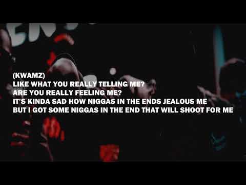 Kwamz x Naira Marley x Narsty Zone 2 - What You Telling Me (Lyrics)
