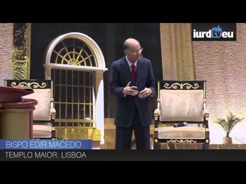 The desire to know God!   Bishop Edir Macedo