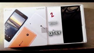 Microsoft Lumia 640 || 2 YEARS LATER
