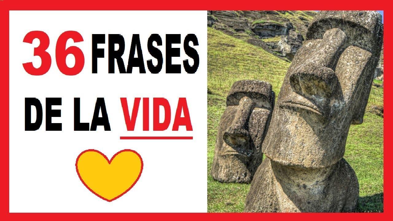 Frases De Reflexión De La Vida En Isla De Pascua