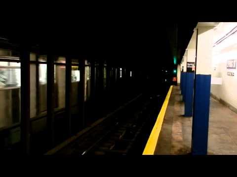IRT Lexington Avenue line @ 28th - 33rd Streets , Spring Street , Wall Street & Bowling Green