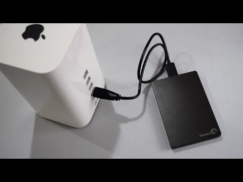 Apple 3TB Time Capsule Setup & Review - YouTube