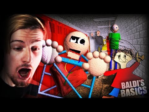 OK THESE GUYS ARE 100% TEAMING UP. || Baldi's Basics (21/21 QUESTIONS WRONG)