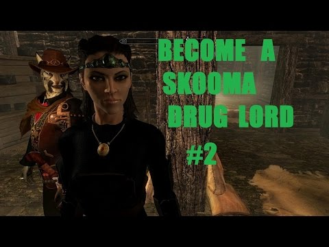 Skyrim Mods:  Skooma Drug Lord #2:  The 10 Skooma Commandments