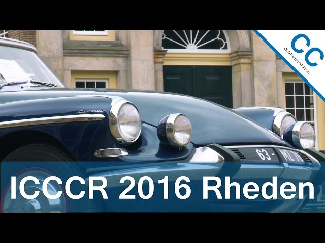 ICCCR 2016 - Rheden Holland [HD]