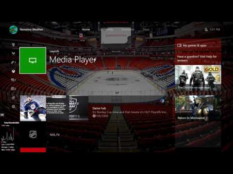 How Setup File Sharing PC to Xbox One with Media player