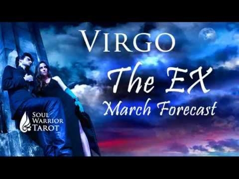 💕VIRGO March THE EX 💕Soul Warrior Tarot