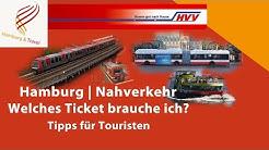 Hamburg   Nahverkehr HVV   Welches Ticket brauche ich?   Tipps für Touristen   Hamburg and Travel