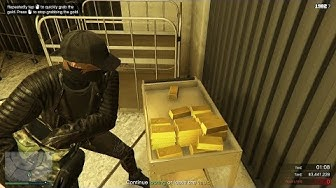 GTA Online Casino Heist: Why The Gold Glitch Is Pointless ($3,662,500 Cap)