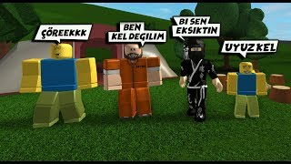 I'VE HAD THOSE WHO HAVE COME BALD TO MY HOUSE / Roleplay Bloxburg / Roblox English