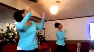 Wanna Be Happy- Praise Dance (Kirk Franklin)