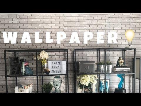 🏠HOME   Contact Paper & Shelf Liner🤔   Amber Vallen 2018