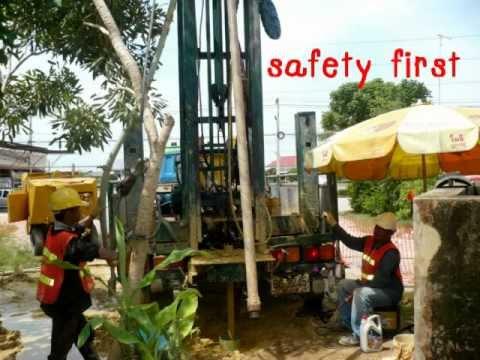 Water well drilling.รับเจาะบาดาลระยองราคาถูก