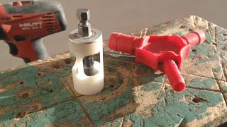 видео Ножницы для резки полипропиленовых труб: виды и цена
