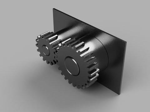 Fusion 360 GEARS GEARS GEARS!