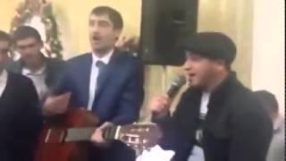 Спел на свадьбе очень красиво, даже заплакал
