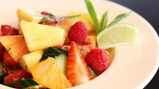Pineapple And Cucumber Salad Recipe